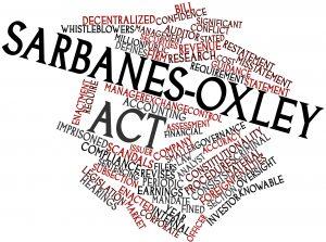Sarbanes-Oxley Act - SOX